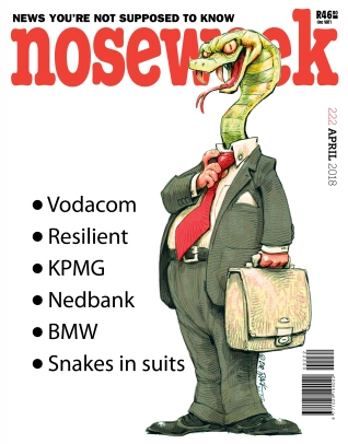 Noseweek Cover 222