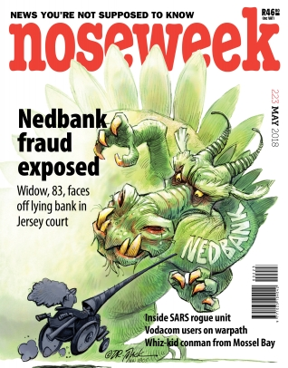 Noseweek Cover 223