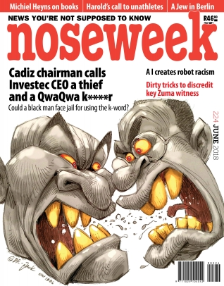 Noseweek Cover 224