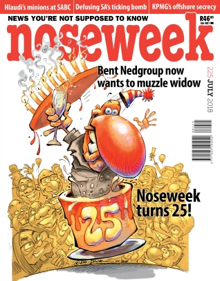 Noseweek Cover 225