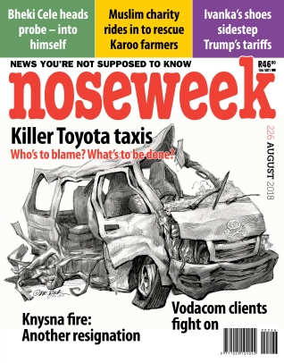 Noseweek Cover 226