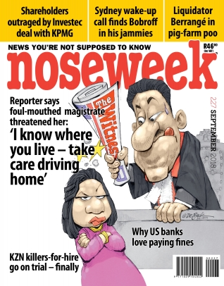 Noseweek Cover 227