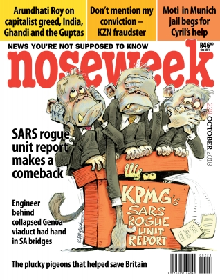 Noseweek Cover 228