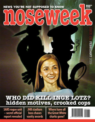 Noseweek Cover 232