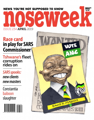 Noseweek Cover 234