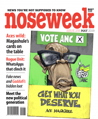 Noseweek Cover 235
