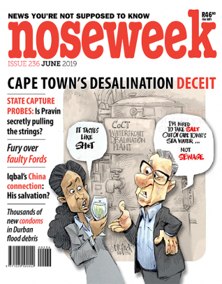 Noseweek Cover 236