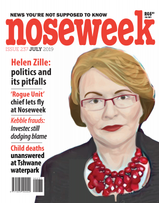 Noseweek Cover 237