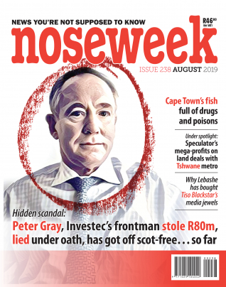 Noseweek Cover 238