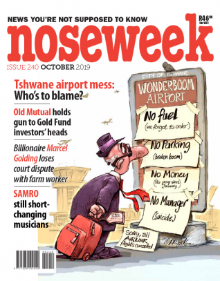 Noseweek Cover 240