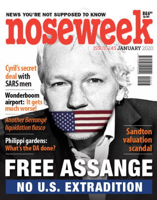 Noseweek Cover 243