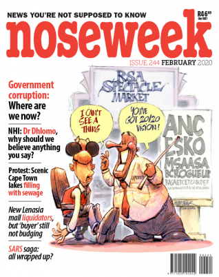 Noseweek Cover 244