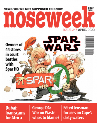 Noseweek Cover 246