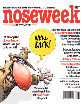 Noseweek Cover 248