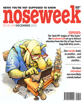 Noseweek Cover 249